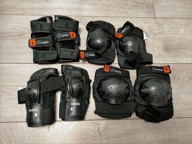 Ochraniacze na rolki Oxelo 8-10 lat