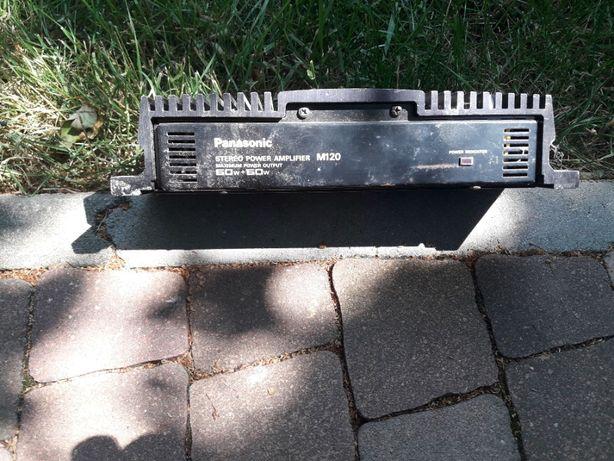 panasonic amplifier m120