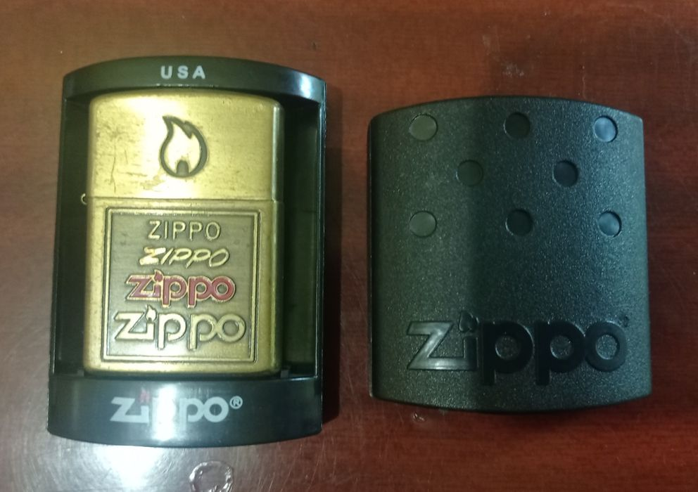 Зажигалка Zippo бензиновая Харьков - изображение 1