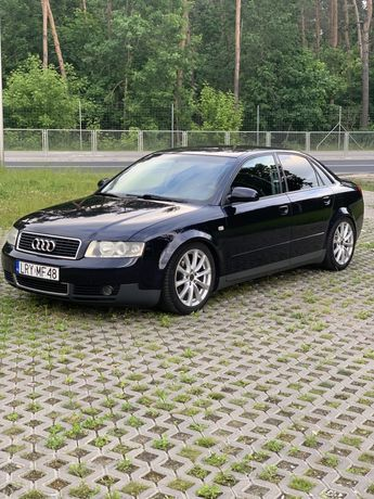 Audi a4 b6 1.8t Zamiana