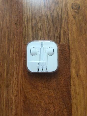 Słuchawki od iPhone'a NOWE