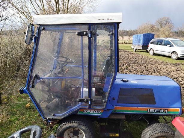 Części do traktorka ISEKI SF 303 Silnik Iseki E3CD