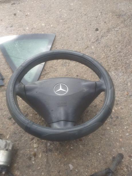 Mercedes a klasa kierownica kompletna cała kompletna