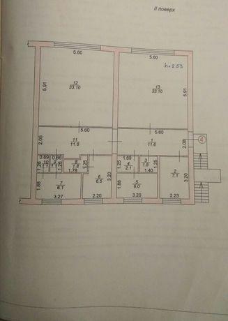 Продам 2 комнатну квартиру без ремонта