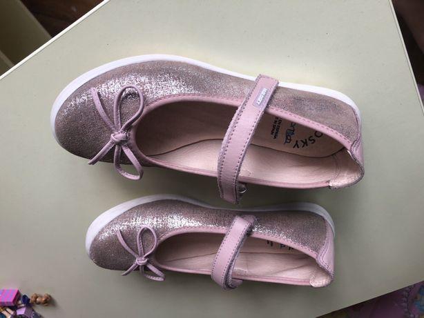 Туфли, балетки на девочку Pablosky