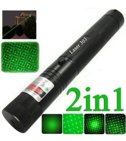 Указка зеленая лазерная Green laser pointer