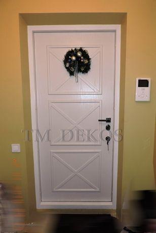 Взломостойкие входные двери от ТМ DEKOS.