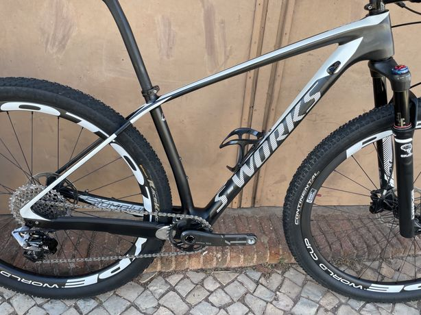 """Bicicleta Btt  Specialized S-Works HT Carbono 29"""""""