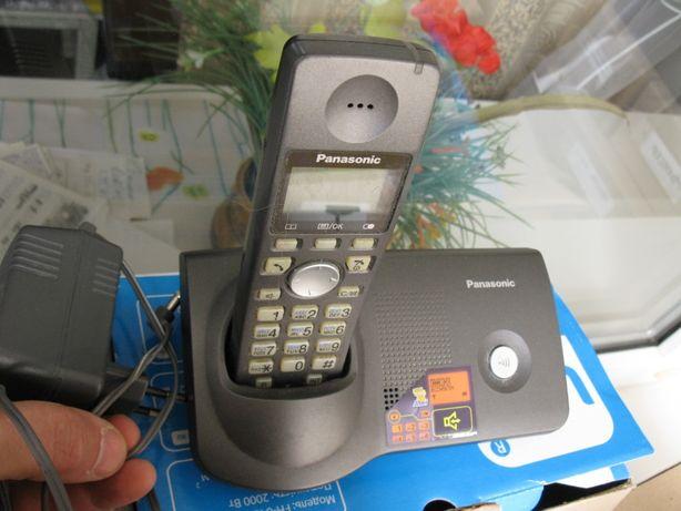 Радиотелефон Panasonic KX - TG 7107UA с автоответчиком DECT