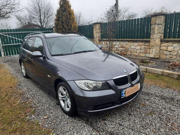 BMW-318d універсал
