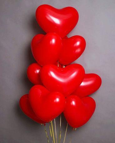 Гелиевые шарики подарок любимому человеку