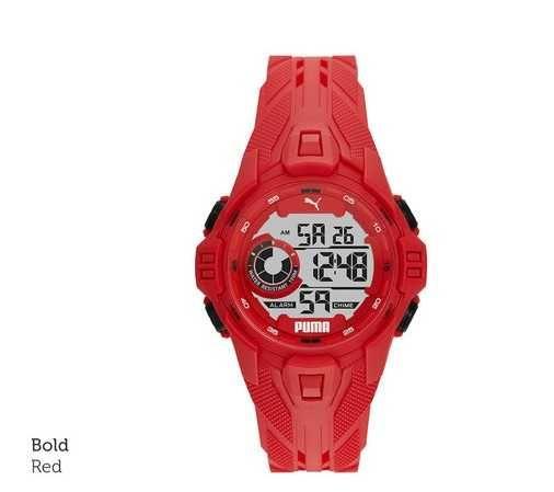 Zegarek Puma Red