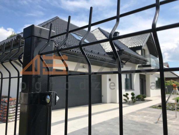 Panele ogrodzeniowe 3D fi 4 5 ogrodzenie z paneli płot siatka