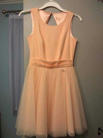 Sukienkienka z tiulem
