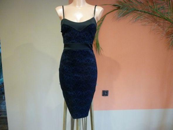 Sukienka koronka gipura 36