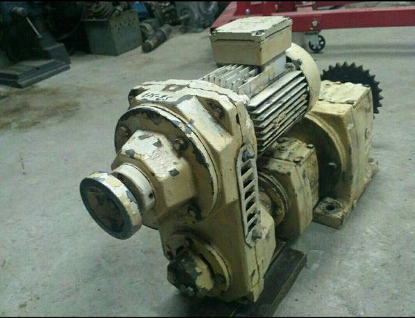 Мотор редуктор с вариатором 1,7-7,5 об.мин.