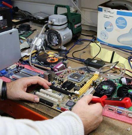 Reparação de computadores PC e MAC, iPhone e iPad - ALBUFEIRA