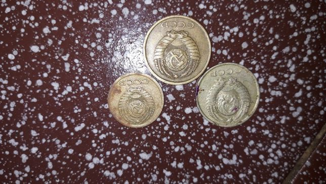 Монеты СССР 1969-1998г.