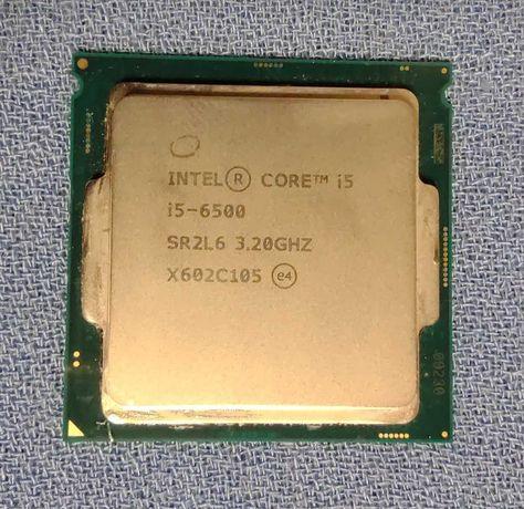 Процессоры Intel i5-6500, сокет LGA 1151, есть 3 штуки