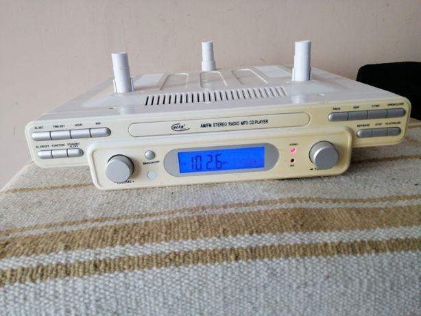 Elta 4261 Radiobudzik Odtwarzacz AUX MP3 CD Tuner FM-AM