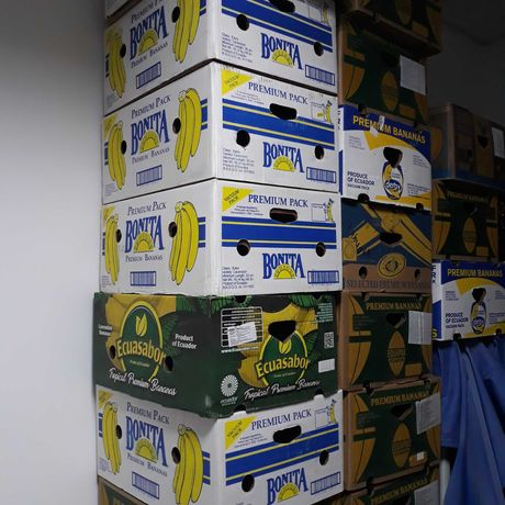 Ящики бананові, бананки