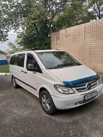 Микро автоюус Вито,8 мест,заказ,трансфер,Одесса и область
