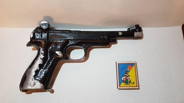 Пистолет, оружие, литьё времен СССР