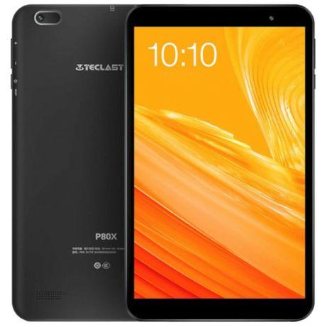 Tablet TECLAST P80X (8'' - 32 GB - 2 GB RAM - Wi-Fi+4G - Preto)