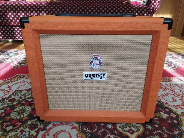 Комбоусилитель Orange Crush 35RT (Marshall/Fender/VOX/Laney)