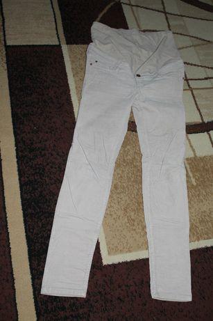 Spodnie ciążowe sztruksowe H&M r. S