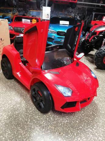 Samochód Lambo na akumulator dla dzieci Miękkie kołaEva Odbiór Wysyłka