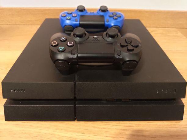Konsola PS4 1 TB + 2 pady + GRATIS