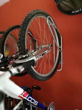 Suporte parede para bicicleta
