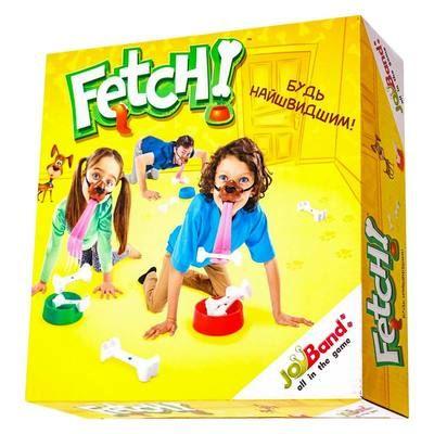 Настільна гра Fetch Фетч