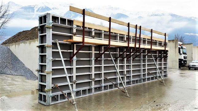 Szalunki Wynajem szalunków stropowych - ściennych Dźwigary Podpory