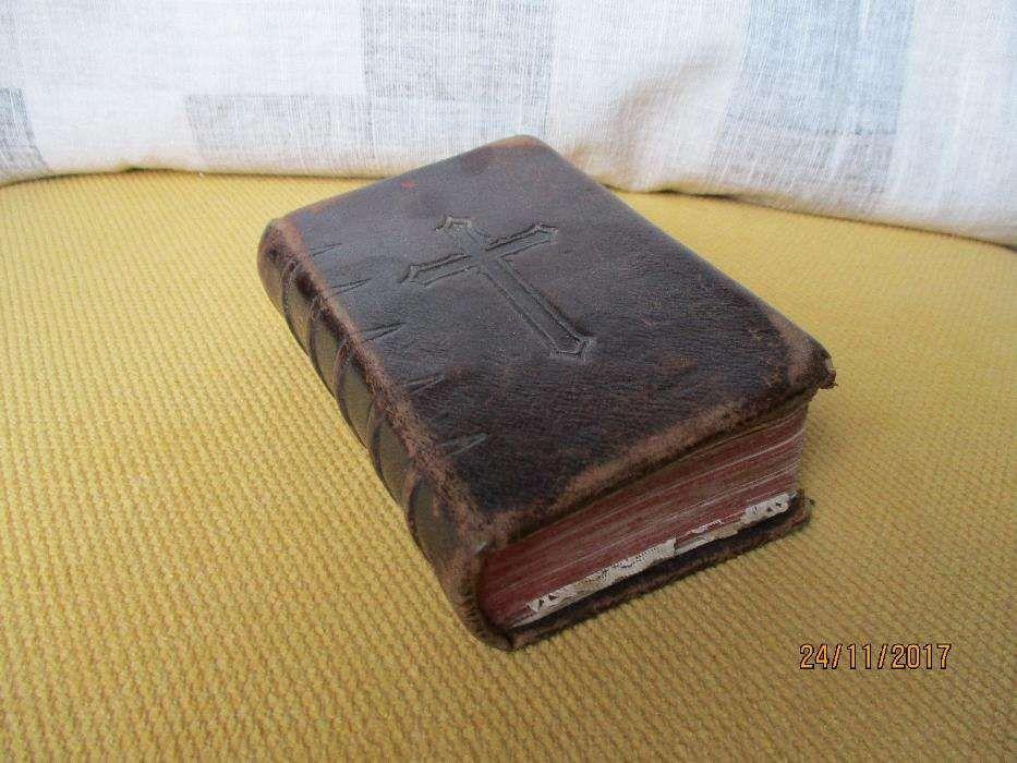 Livro da Missa e da Confissão antigo Avenidas Novas - imagem 1