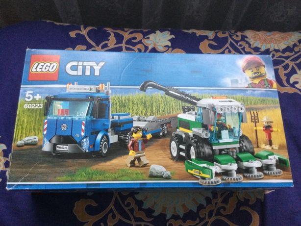 Zestaw Lego City 60223