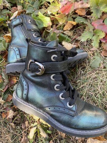 Кожаные ботинки jochie & freaks