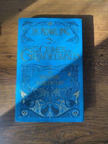 "J. K. Rowling ""Fantastic Beasts: The Crimes of Grindelwald"""