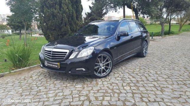 Mercedes-Benz E 350 CDI Station Avantgard BlueEfficiency