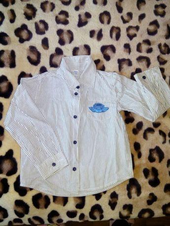 Фирменная рубашка!!!