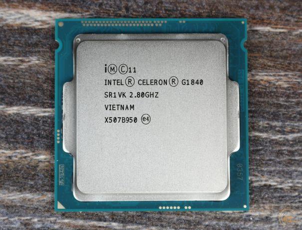 Процессор s1150: Intel G3220 \ G1840