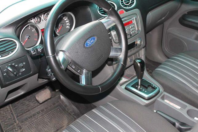 продам или обмен с моей доплатой Форд Фокус  автомат 1,6 ГБО  2008г