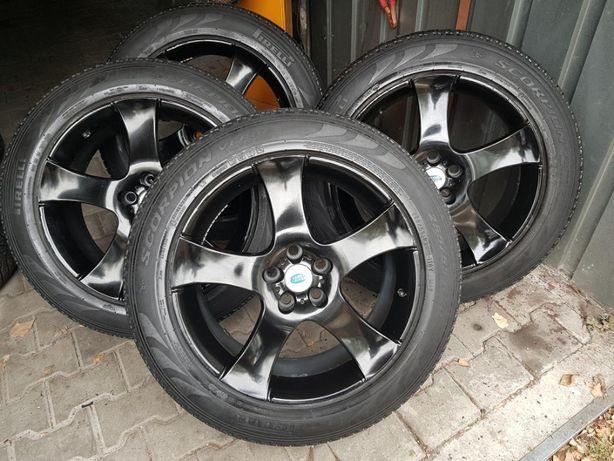 """Koła Felgi Land Rover Range BMW 9,5x 20"""" 5x120 + Opony Wielosezonowe"""