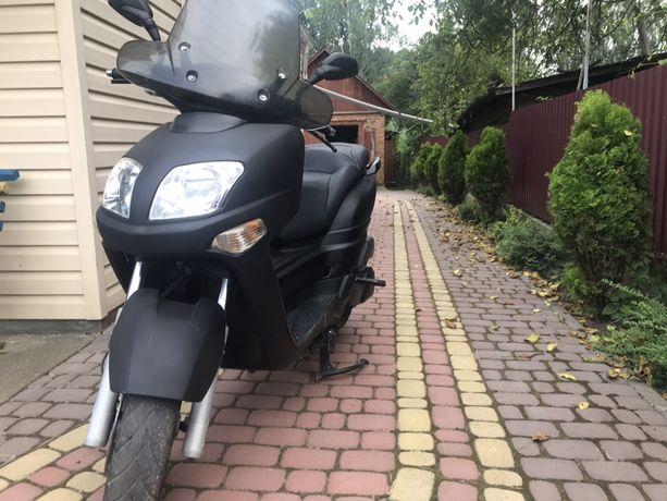 Макси скутер yamaha versity300