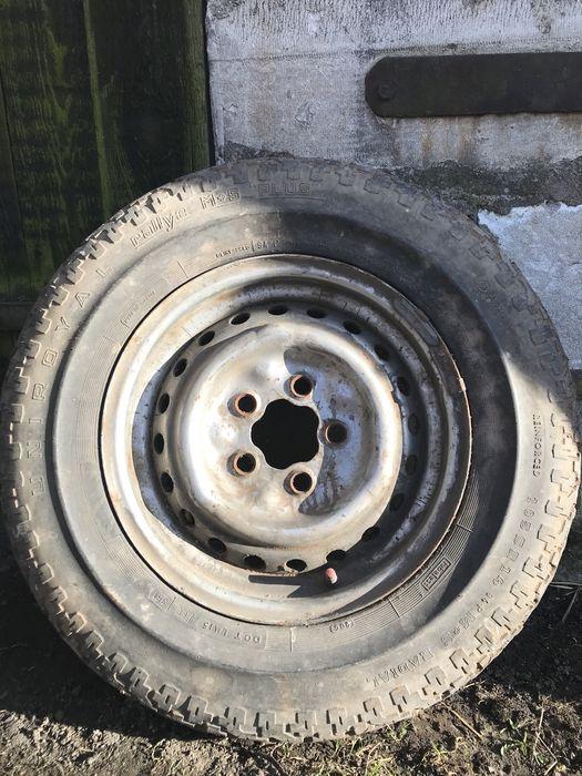Koła 185SR14 VW LT Plemięta - image 1