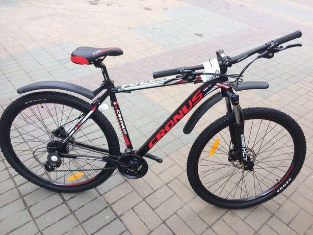 """Новий Французський велосипед """"Cronus Future"""" Shimano на гідравлиці"""