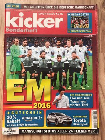 Skarb Kibica Kicker Euro 2016