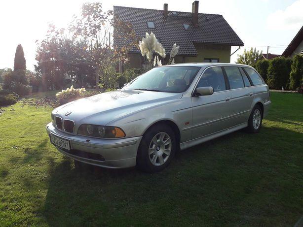 BMW e39.2001r. 520i 2.2 177km