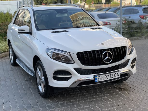 Mersedes-benz GLE 4matic 2018